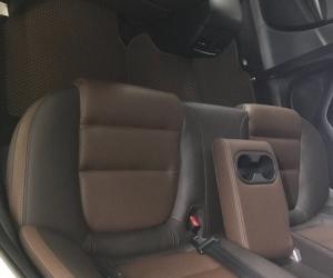 Автомобильные коврики Mazda 6 III (GJ) Рестайлинг (2015 - ...)
