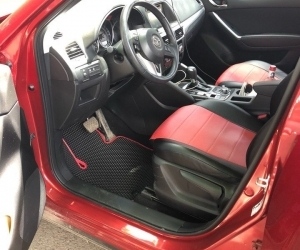 Автомобильные коврики Mazda CX-5 (2011 - 2017)