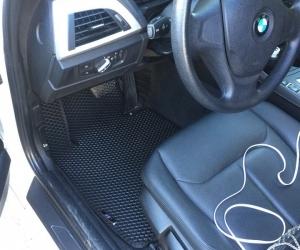 Автомобильные коврики BMW 1 II (F20) Хэтчбек (2011 - 2017)