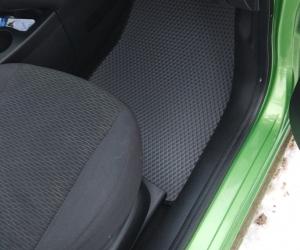 Автомобильные коврики Ford Fiesta V (2002 - 2008)