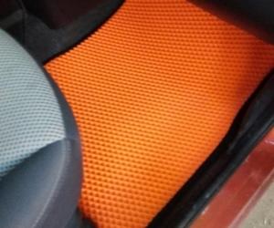 Автомобильные коврики Nissan Note I (E11) Левый руль (2004 - 2013)