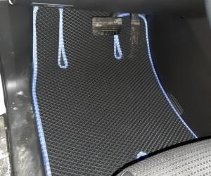 Автомобильные коврики Chevrolet Captiva 7 мест (2011 - 2016)