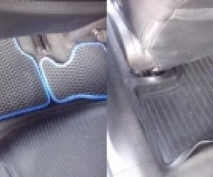 Автомобильные коврики Chevrolet Cruze Хэтчбек (2009 - 2015)
