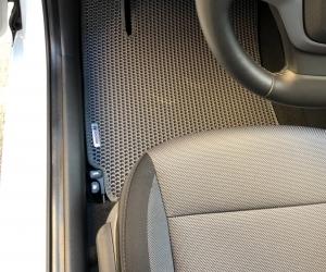 Автомобильные коврики Hyundai Solaris II (HCr) (2017 - ...)