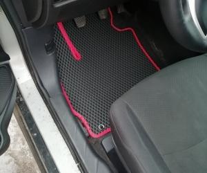 Автомобильные коврики Mitsubishi ASX Рестайлинг (2012 - 2016)