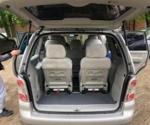 Автомобильные коврики Hyundai Trajet I (FO) (1999 - 2008)