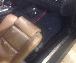 Автомобильные коврики BMW 5 V (E60) (2002 - 2010)