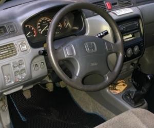 Автомобильные коврики Honda CR-V I (МКПП) (1997 - 2001)