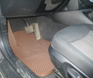 Автомобильные коврики BMW X3 I (E83) (2003 - 2010)