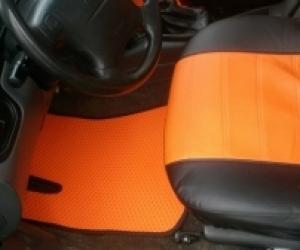 Автомобильные коврики Chevrolet Lanos (2002 - 2009)