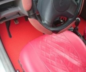 Автомобильные коврики KIA Picanto I (SA) (2004 - 2011)