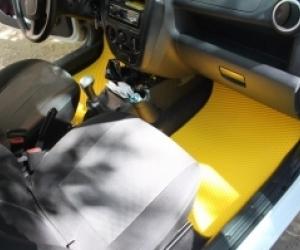 Автомобильные коврики LADA (ВАЗ) Granta I Седан (2011 - 2018)