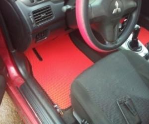 Автомобильные коврики Mitsubishi Lancer IX (2003 - 2009)